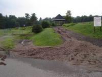 Highlight for album: Fairfax Playground Damaged by Rain 6/29/06