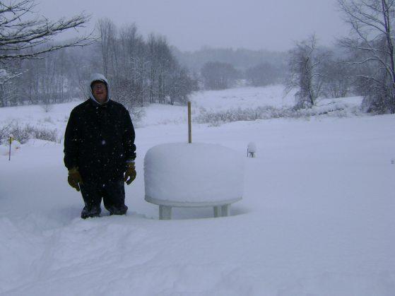 1/4/10 January 3, 2010 storm