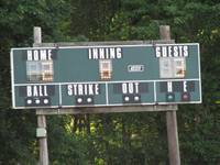 Highlight for album: BFA vs Bellows Falls Baseball Game June 7, 2011