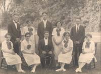 Highlight for album: Bellows Free Academy - Fairfax - Graduates of 1925