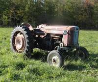 Highlight for album: Clesson Billado's Old Ferguson Tractor