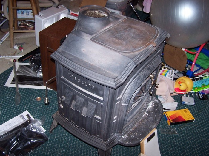 - For Sale - Vermont Casting Resolute Woodstove