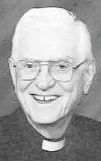Rev Francis Holland obit