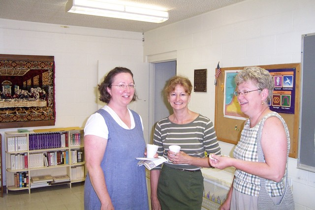 Tracy McGuiness, JoAnne Blodgett and Van Lantagne - 2008-07-06 017