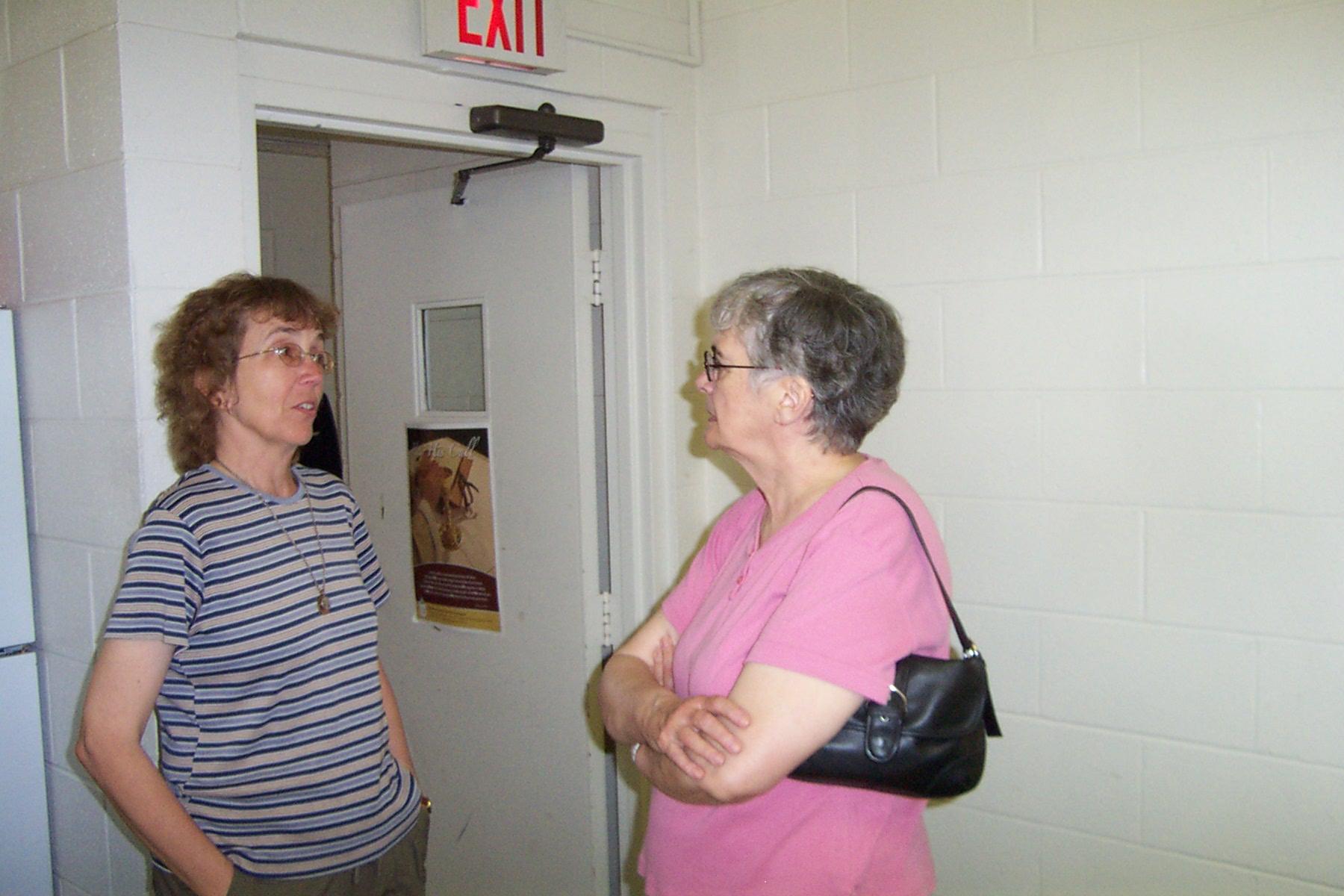 Kathy Bessette & Jean Groseclose - 2008-06-29 012