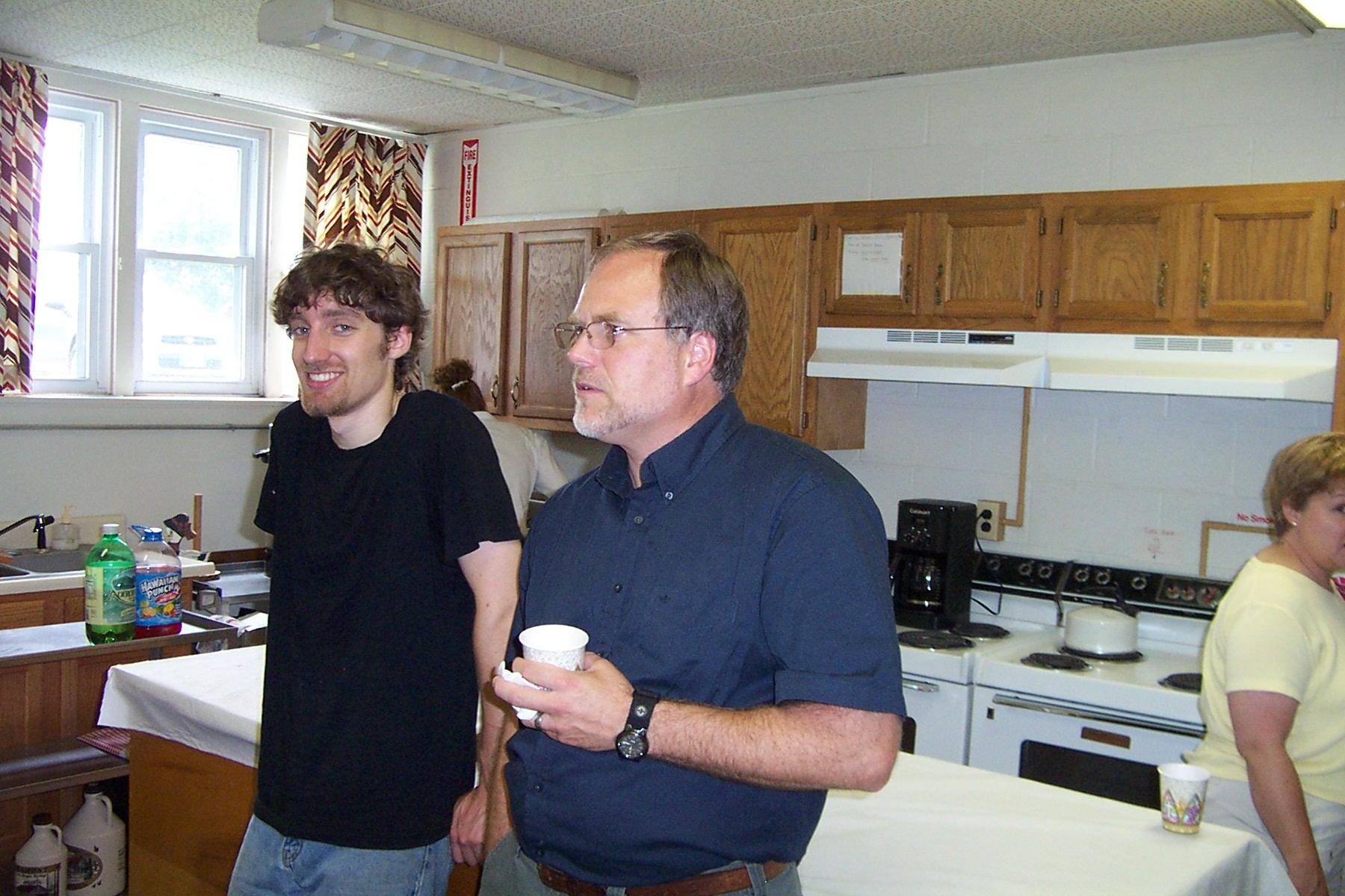 Pat Fitzgerald & Doug Lantagne - 2008-06-29 020