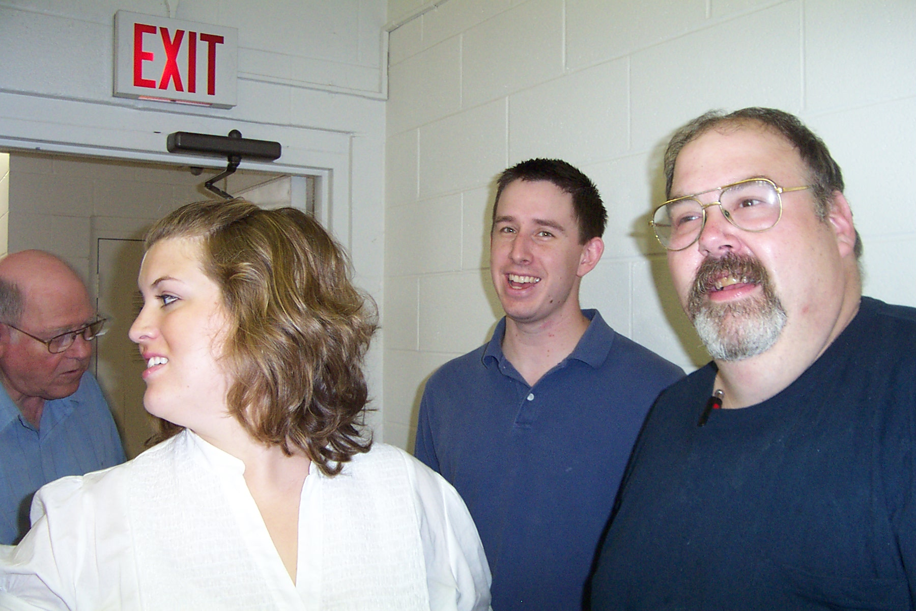 Emily & Justin Wills and Steve Bessette - 2008-06-29 027