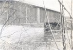cain082 - I believe this to be a view of the double covered bridge at the south end of the village prior to the flood of 1927 - Courtesy of Mike & Margie Cain