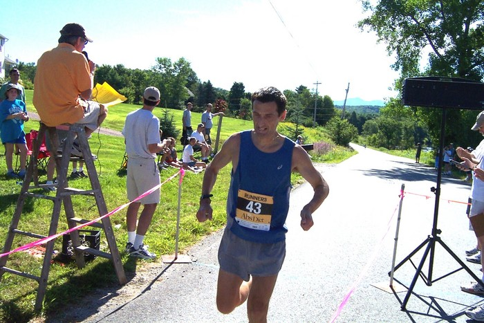 fxegg009 - Dorys Langlois Male winner 5KR - Age Group 40-49 #43 0:17:38