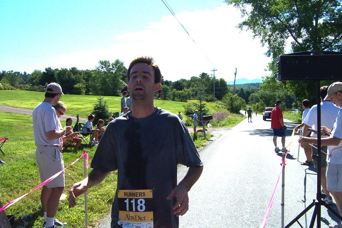 fxegg011 - #118 - Robinson Hill 0:18:56 Age Group 20-29