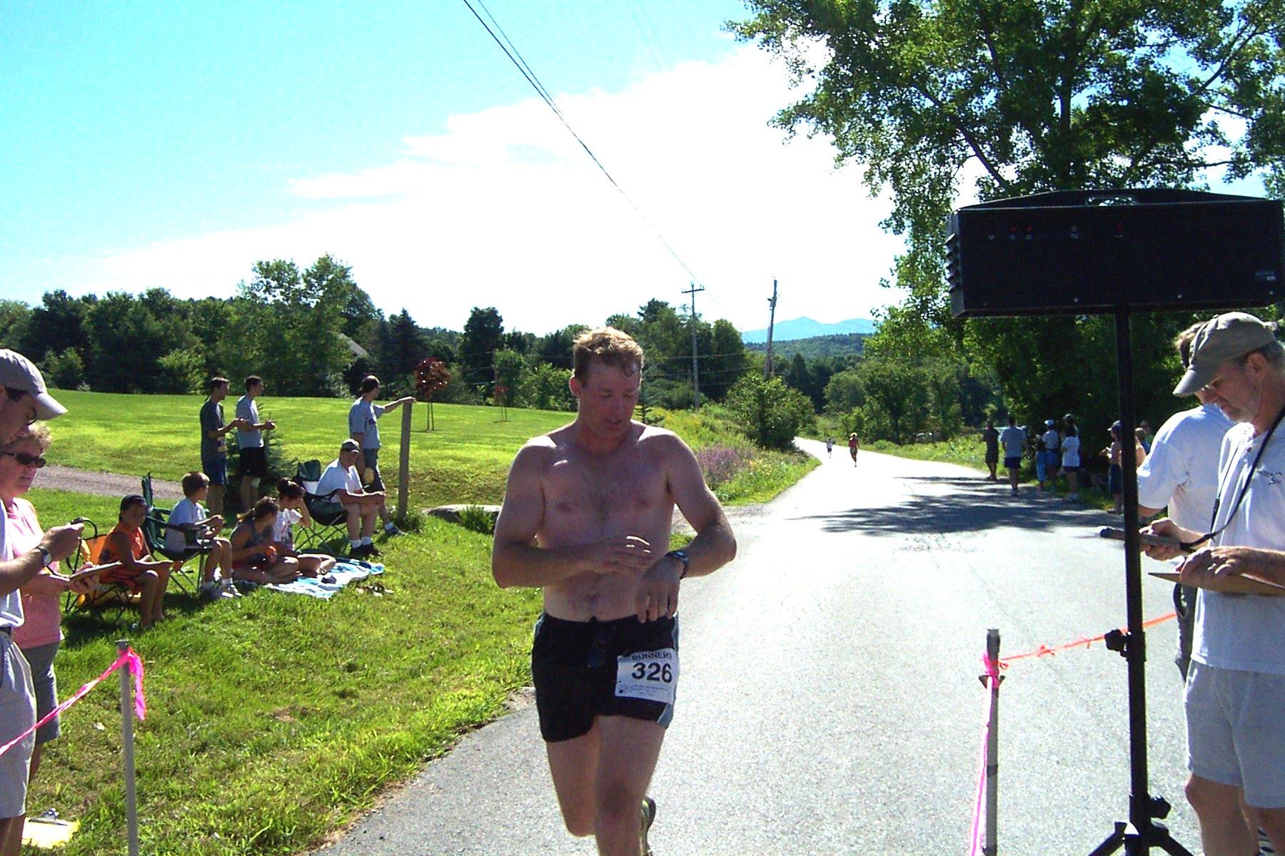 fxegg014 - #326 Mike Bessette 0:20:41 Age Group 30-39 5KR