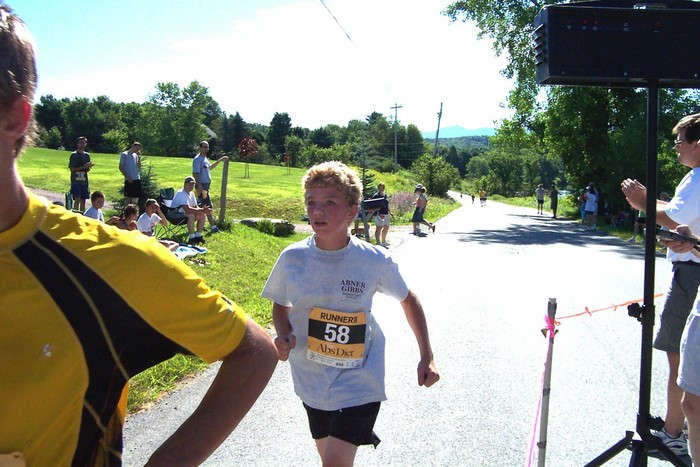 fxegg017 - #58 Dustin Hayes 0:21:18 Age Group 13-19 5KR