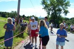 fxegg040 - #148 Dick Bashaw 0:48:25 5K Walk Age group 50-59