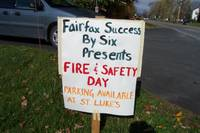 Highlight for album: Success By Six Fire & Safety Day