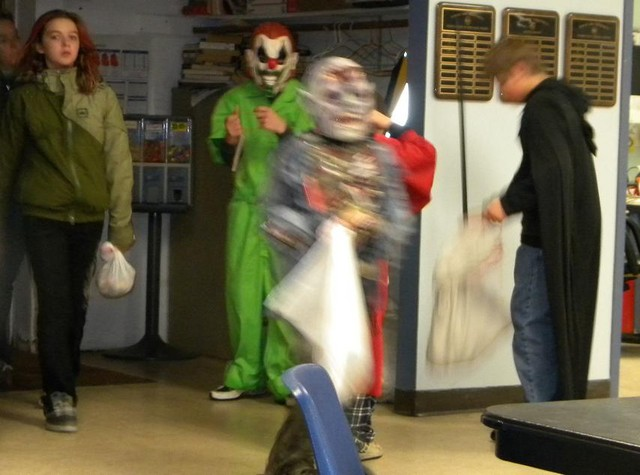 Halloween Photos from The Fire Station by Trevor Russell - 19