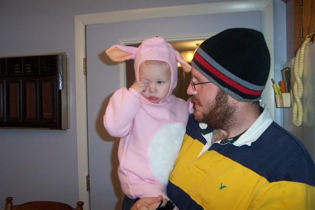 Little Jaiden & her Dad Jeremy - DCP 8474