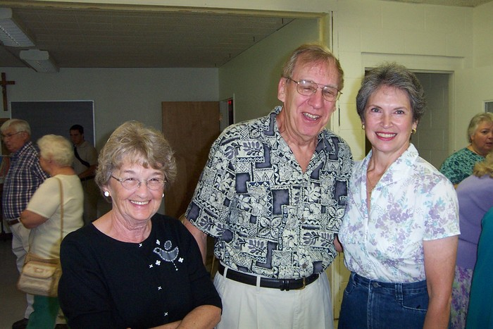 Pauline & Steve Ratte and Donna