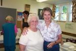Cecile Rainville & Donna