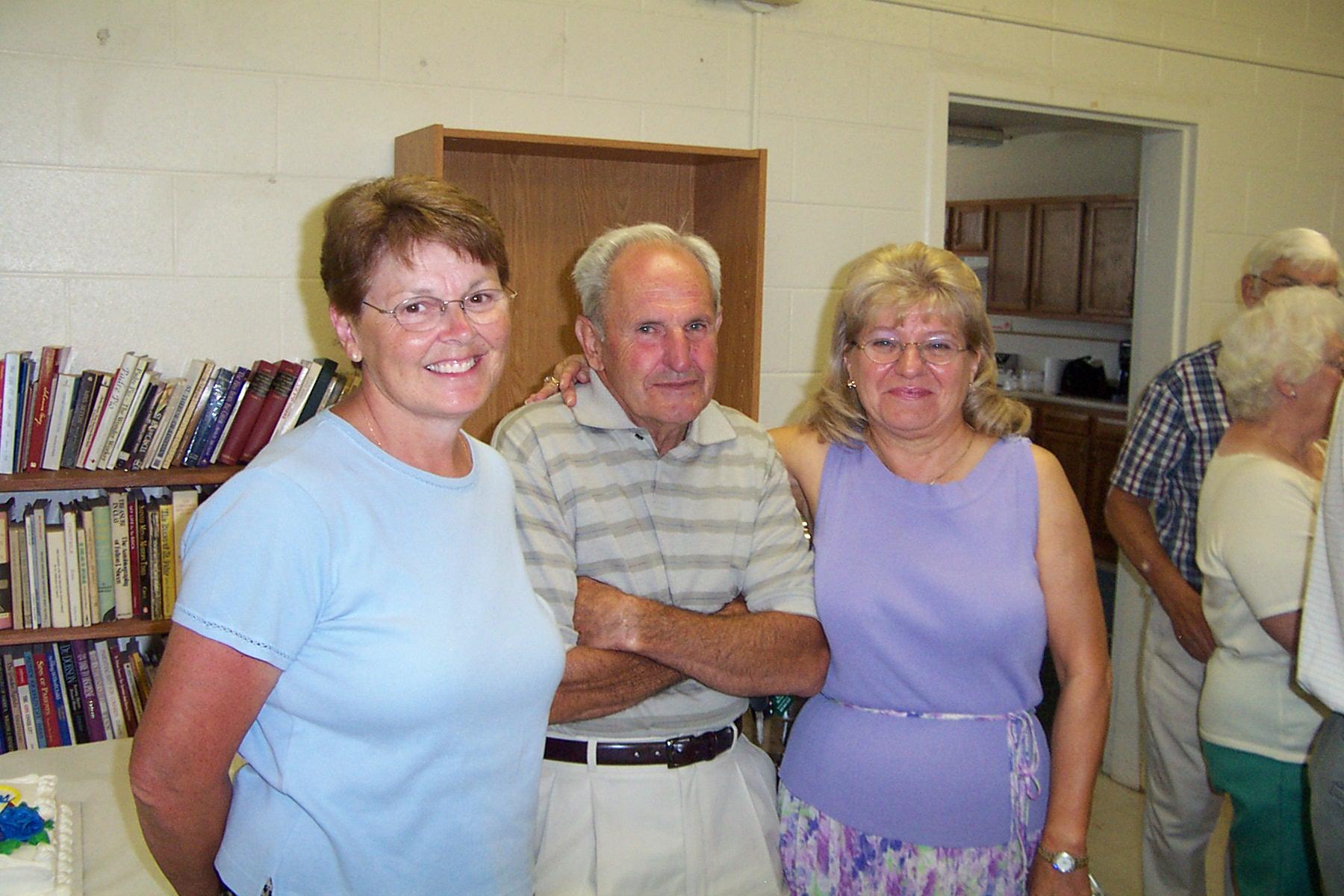 Fern & John Rainville & Mary McDevitt