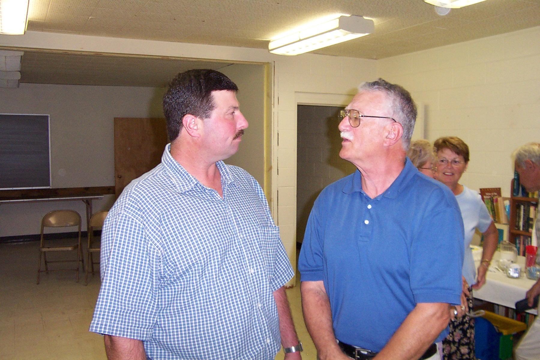 Paul Langelier & Jim Varrichione