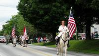 Highlight for album: Fairfax July 4, 2015 Parade