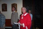 Pete Fitzgerald, Ed Nuttal, District Deputy Dan Bois, Sylva Thibault