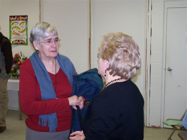 Jean Groseclose & Mary McDevitt - 100 2042