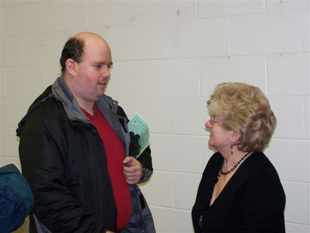 Doug Groseclose & Mary McDevitt - 100 2044