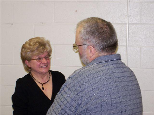 Mary McDevitt & Bob Bessette - 100 2045
