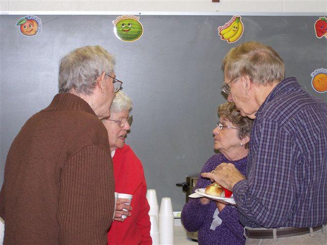 Bill & Dot Meisenzahl & Pauline & Steve Ratte - 100 2049