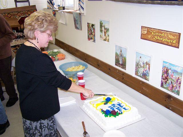 Mary McDevitt - 100 2066