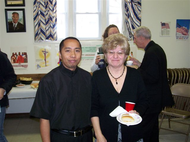 Father Julian & Mary McDevitt - 100 2072