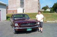 Highlight for album: Gina Meigs And Her 1965 Mustang