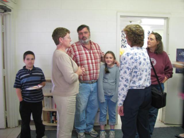 Van Lantagne, Pete & Karen Fitzgerald - IMG 0591