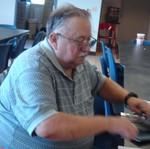 Treasurer, Jim Young - senior02 070904
