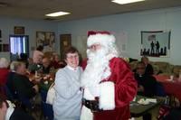 Highlight for album: Senior Citizens Christmas Party - December 18, 2007