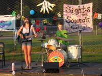 Highlight for album: Sights and Sounds Festival 2012