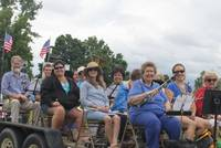 Highlight for album: Steve Ratte Photos Of July 4, 2014 Parade