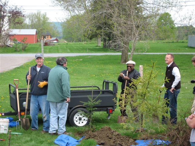 St. Lukes Church cleanup 049