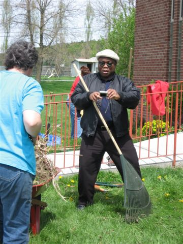 St. Lukes Church cleanup 069