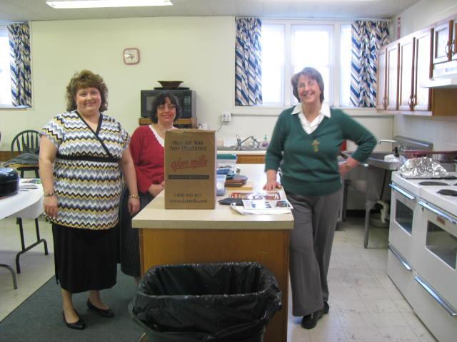Mary Beth Redding, Bridget Morgan and Jeannette Wills - IMG 0402