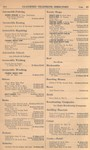 Classified Telephone Directory - 1938 - Page 49 - Automobile Painting to Candy - Retail