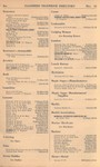 Classified Telephone Directory - 1938 - Page 55 - Insurance to Meats---Retail