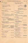 Classified Telephone Directory - 1938 - Page 59 - Storage Batteries to Well Contractors