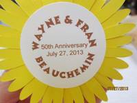 Highlight for album: Wayne & Fran Beauchemin's 50th Wedding Anniversary